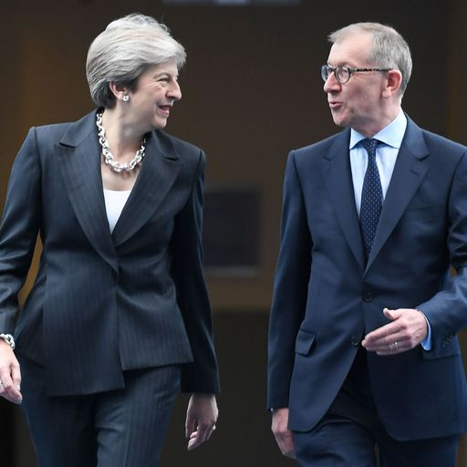 Frenetic efforts to save PM and Brexit plan