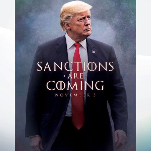 What are the US sanctions on Iran?