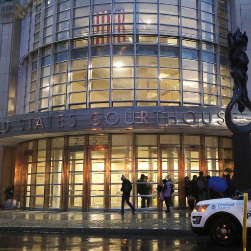 Guzman jurors have armed guards