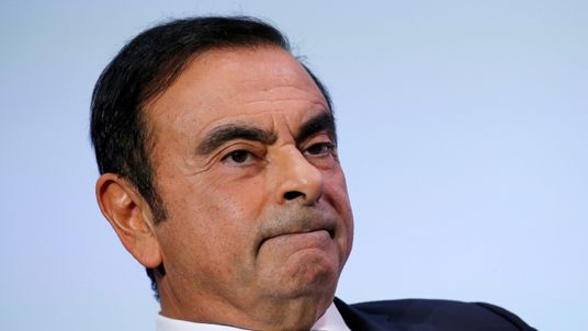 Carlos Ghosn is chairman of both Nissan and Renault