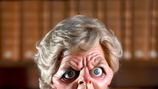 Spitting Image memorabilia including a Margaret Thatcher dummy is being archived at Cambridge University