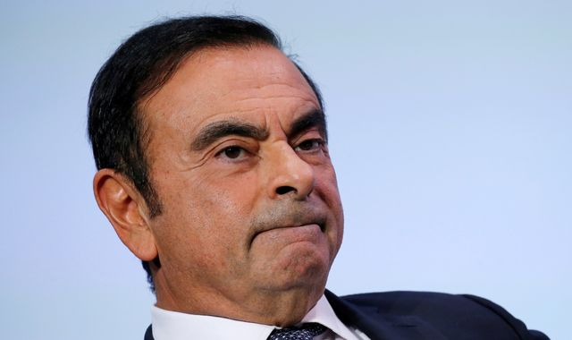 'Browbeaten' Carlos Ghosn being mistreated in Japanese jail, says wife
