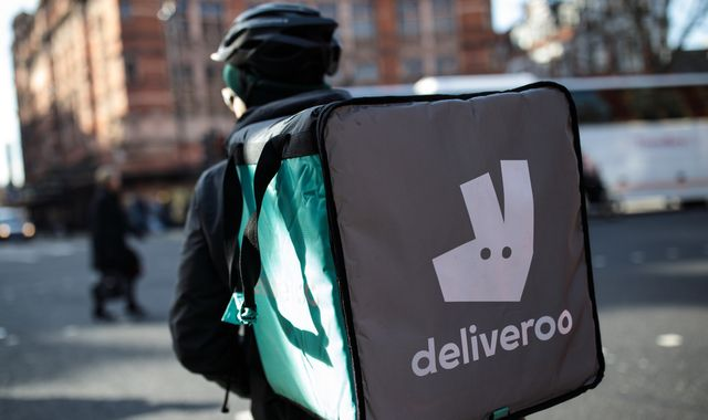 Amazon to swallow slice of Deliveroo in £450m fundraising ‎