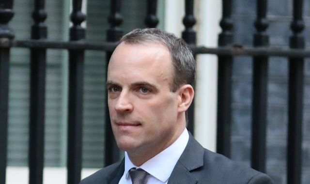 Moves to delay Brexit 'extraordinary and undemocratic' - Raab