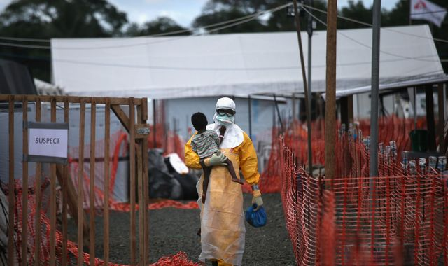 Congo ebola epidemic becomes second worst outbreak ever
