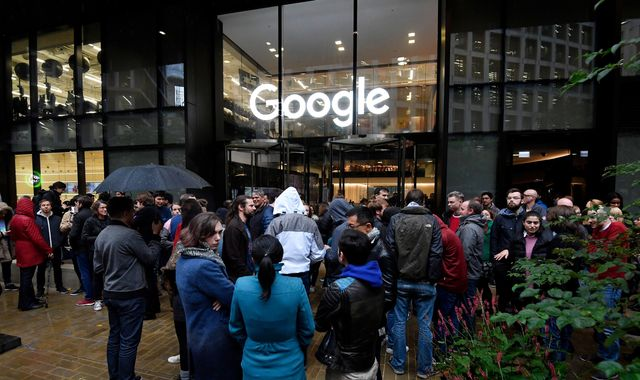 Google walkout leader Meredith Whittaker leaves company following claims of retaliation
