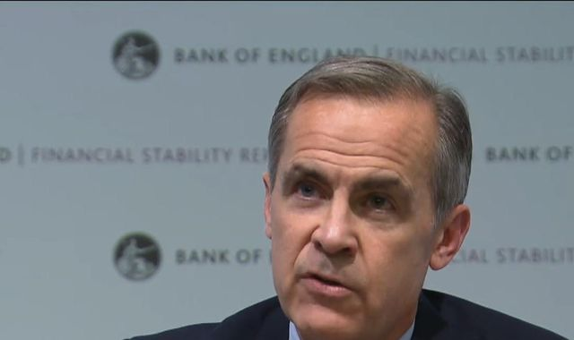 Hammond starts search for Mark Carney successor at Bank of England