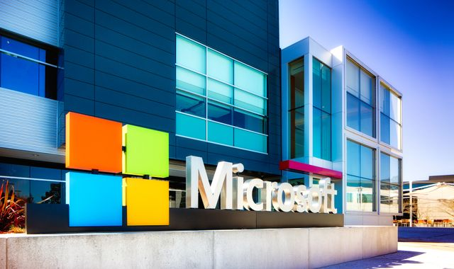 Microsoft becomes third company to reach $1tn valuation