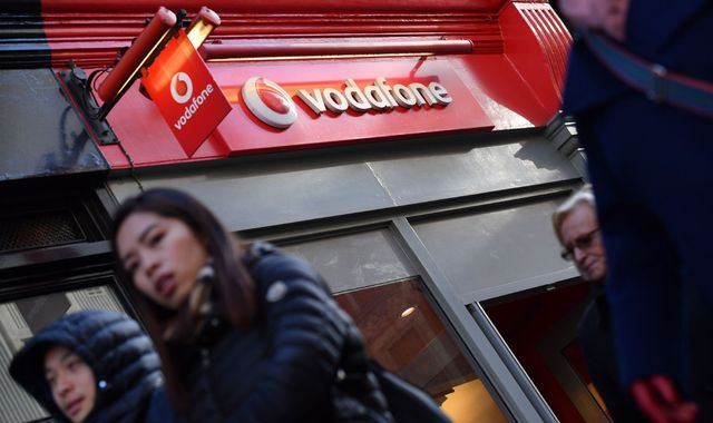 Vodafone 'very sorry' after customers charged thousands for roaming