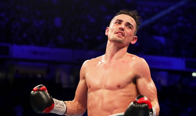 Anthony Crolla to fight Vasyl Lomachenko for WBA and WBO lightweight titles