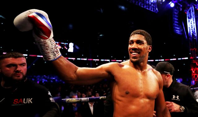 Anthony Joshua more likely to fight Tyson Fury than Deontay Wilder, says Eddie Hearn