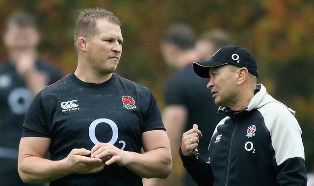 Dylan Hartley absent from England's Six Nations squad