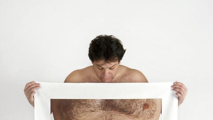 Identity, by Meltem Isik. Body Dysmorphia exhibition