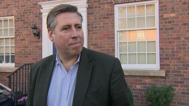 Tory backbench chairman Sir Graham Brady says he would first tell the Prime Minister Theresa May regarding the No Confidence letters.