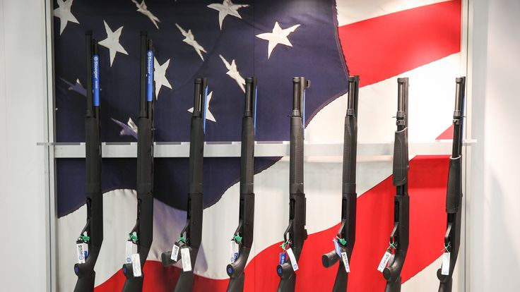 Many Americans see guns as part of their culture