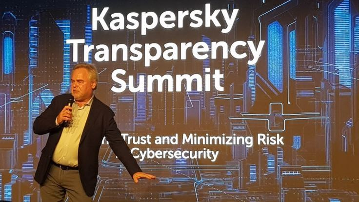 Kaspersky CEO Eugene Kaspersky is moving parts of the company out of Moscow over hacking fears