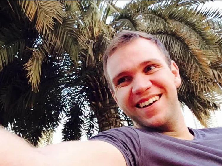 Matthew Hedges 31 was detained at Dubai Airport on 5 May and accused of spying in the UAE