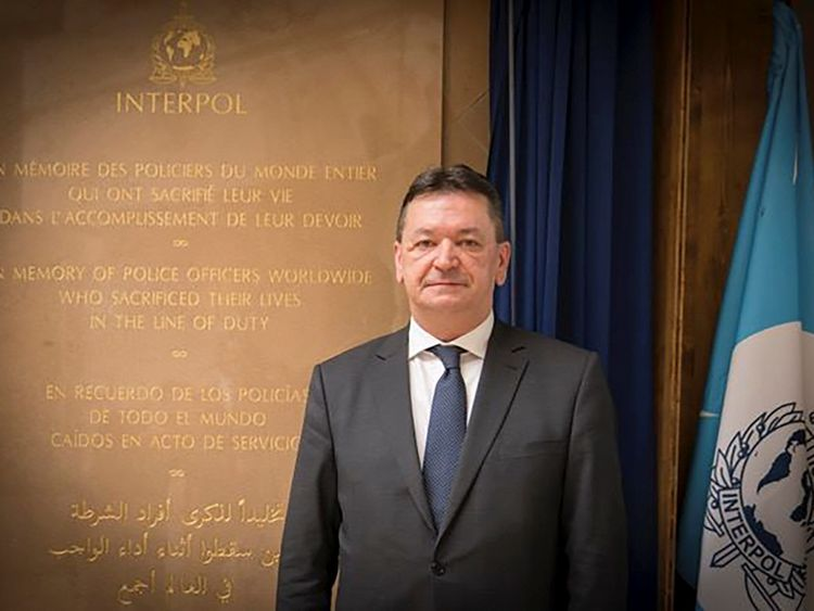 Russian candidate for Interpol top job sparks fury