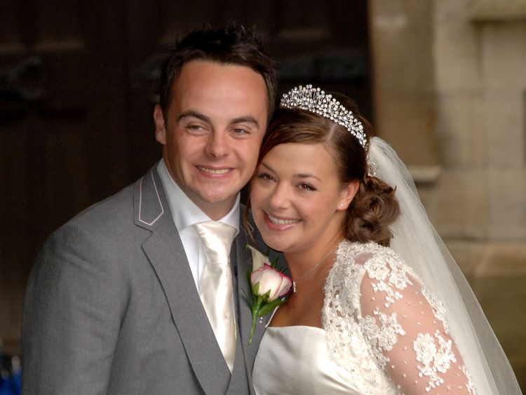 McPartlin and Ms Armstrong were married for 11 years