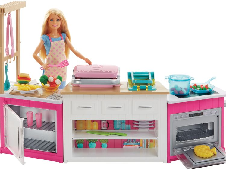 Barbie Ultimate Kitchen is one of 2018's top Christmas toys