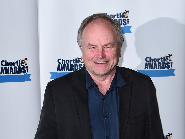 Clive Anderson attends the Chortle Comedy Awards 2017 on March 20 2017 in London