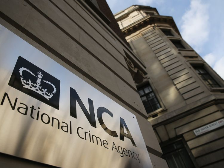 The NCA focuses on serious and organised crime