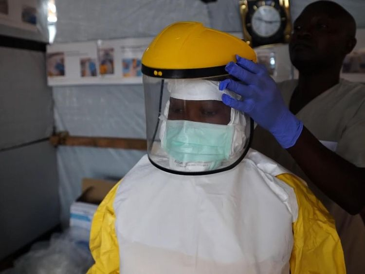 DR Congo ministry says Ebola outbreak worst in nation's history