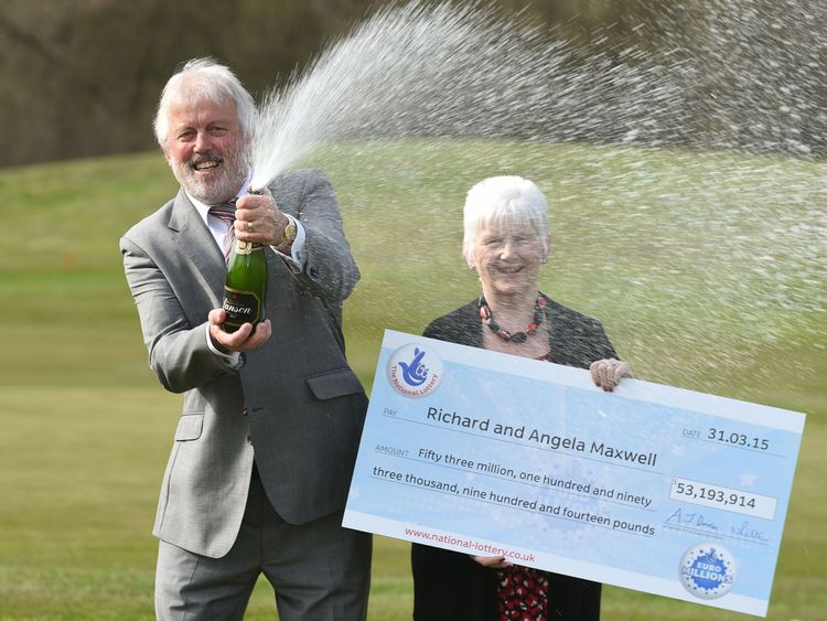 We have the champagne on ice: Hunt for mystery £76m EuroMillions victor