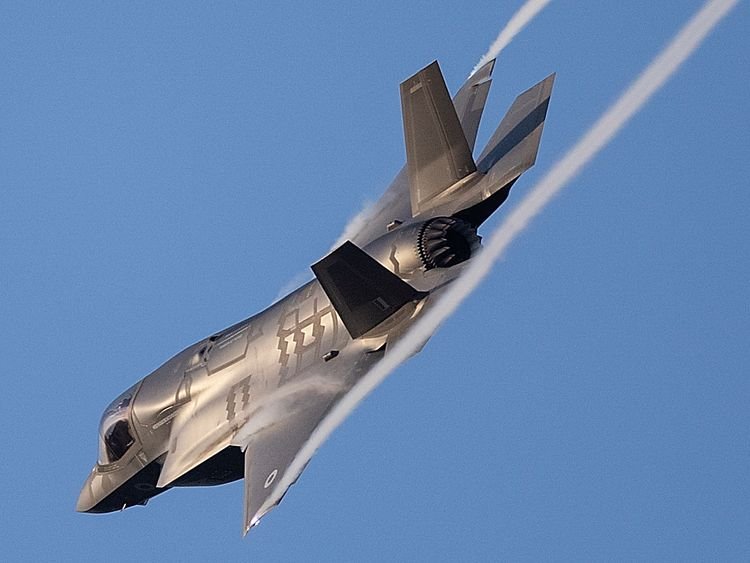 An initial purchase of 48  F-35 jets has been made