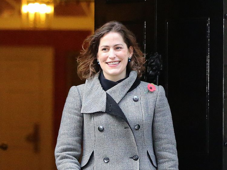 Victoria Atkins has played down links between officer numbers and crime levels