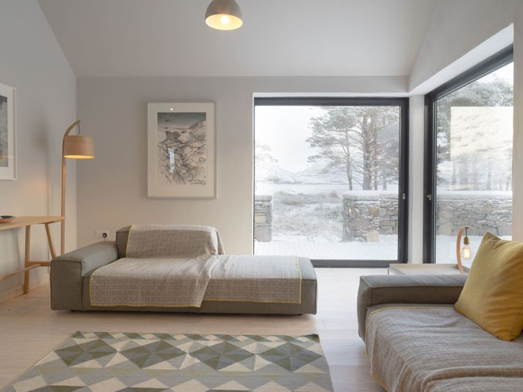 Lochside House is described as a 'perfect addition to the dream landscape'