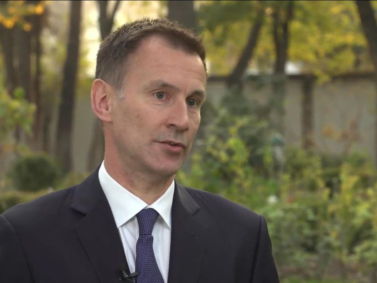 Foreign Secretary Jeremy Hunt is being expected to make personal appeal or the release of Nazanin Zaghari-Ratcliffe