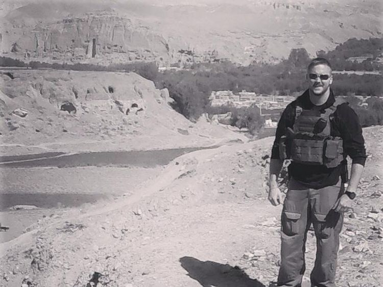 Briton killed in Kabul blast named