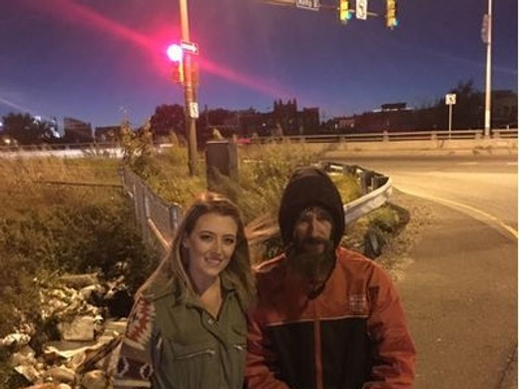 Story that raised $400k for homeless man 'was a lie'