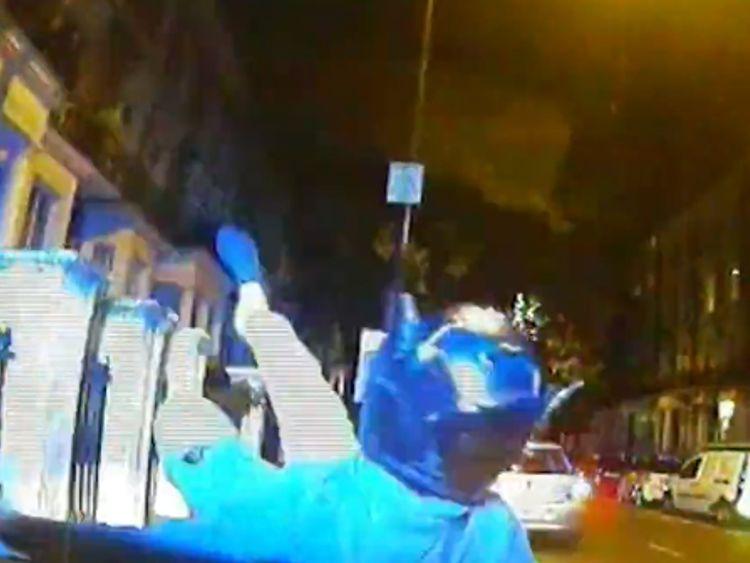 Police target moped criminals