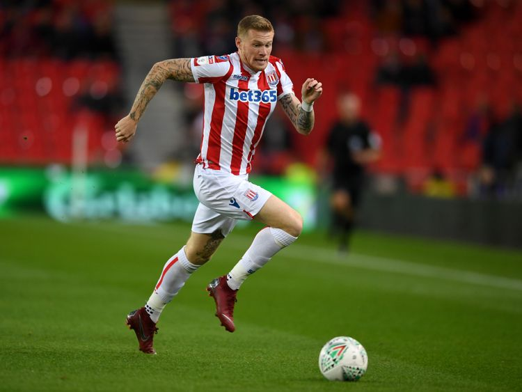 James McClean has always decided not to wear a poppy
