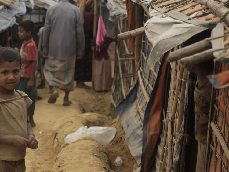 The Rohingya are afraid to return to Myanmar