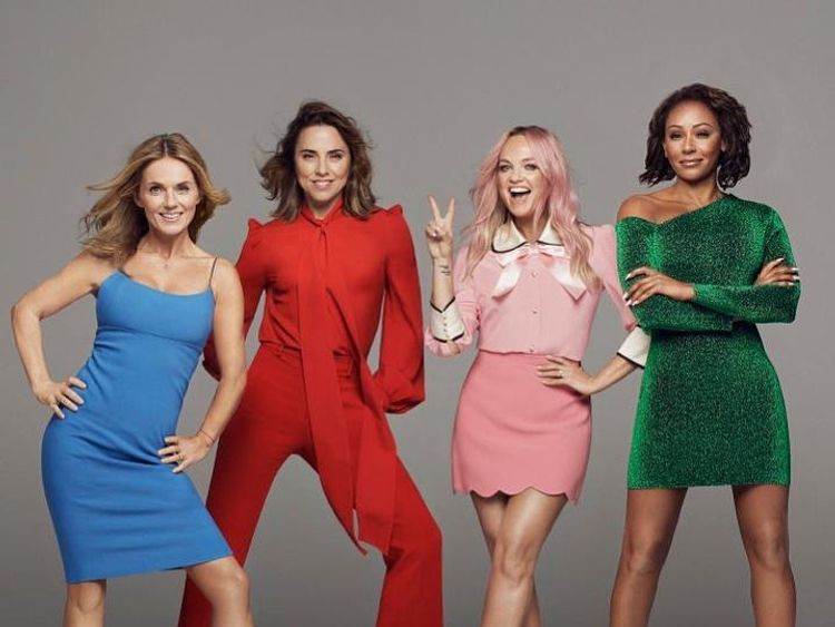 Spice Girls coming to Sunderland at the Stadium of Light.
