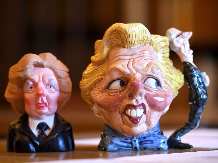 Spitting Image memorabilia is being archived at Cambridge University