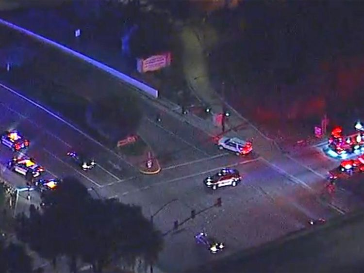 California bar shooting: Authorities declare gunman dead; 11 people injured