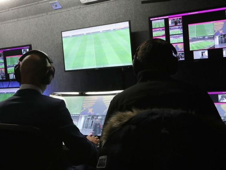 Premier League clubs agree to bring VAR in next season