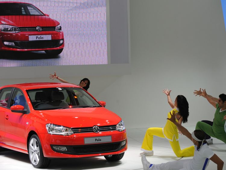 VW Polo cars were among those recalled
