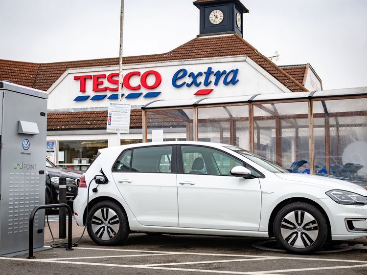 Tesco/VW
