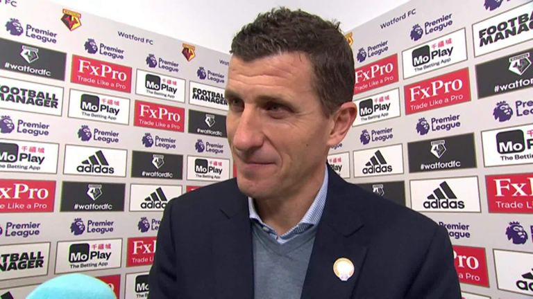 Watford manager Javi Gracia says Liverpool game closer than scoreline suggests | Football News |