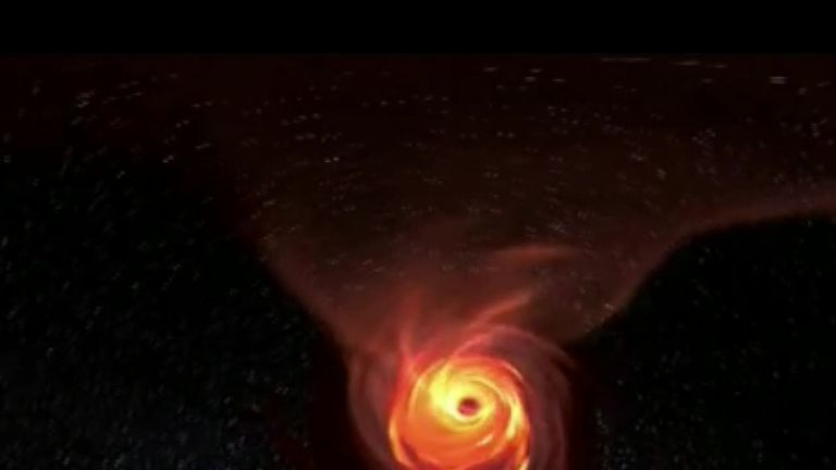 black holes detected - photo #17