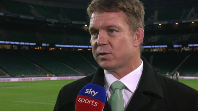 John Smit says it is a disappointing loss for the Springboks at Twickenham