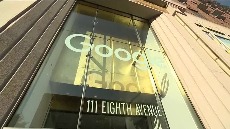 Google sacks 'Thanksgiving Four' amid crackdown on employee activists
