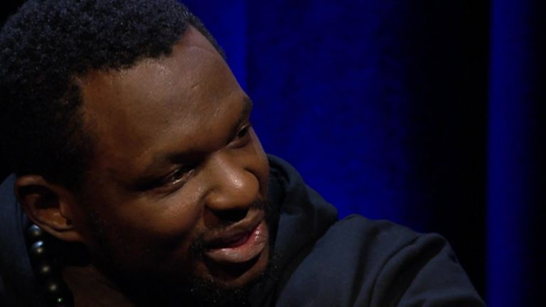 Whyte vs Chisora 2: Dillian Whyte and Derek Chisora trade more insults on 'The Gloves Are Off' | Boxing News |