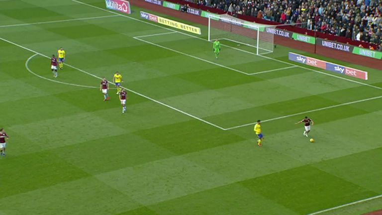 Alan Hutton's sensational solo run helps Aston Villa beat Birmingham   Football News  