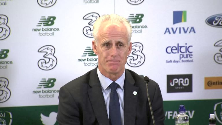 Mick McCarthy confirmed as Republic of Ireland manager with Robbie Keane as coach | Football News |